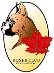 Boxer Club of Canada Inc Logo